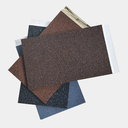 Polyurethane color stone insulation board